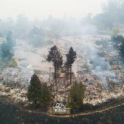 Santa Rosa smoke & ash